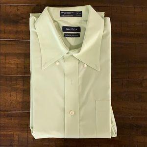 Men's Nautica Long Sleeve Shirt, Size 16.5